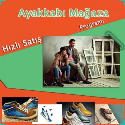 Ayakkabı Satış Programı (Barkodlu Hızlı Satış)