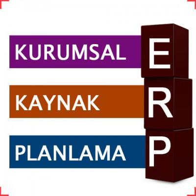 ERP (Kurumsal Kaynak Planlama)