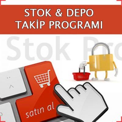 Stok & Depo Programı