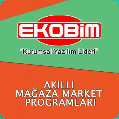 Ekobim Akıllı Mağaza Market  Programları