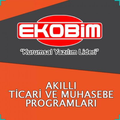 Ekobim Akıllı Ticari ve Muhasebe Programları