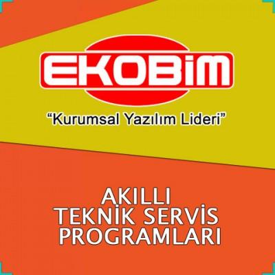 Ekobim Akıllı Teknik Servis Programları