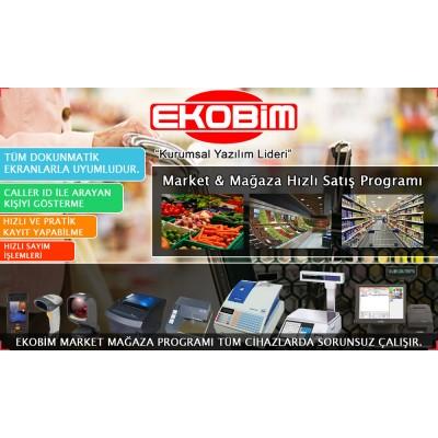 Ekobim Market & Mağaza Programı (LC06)