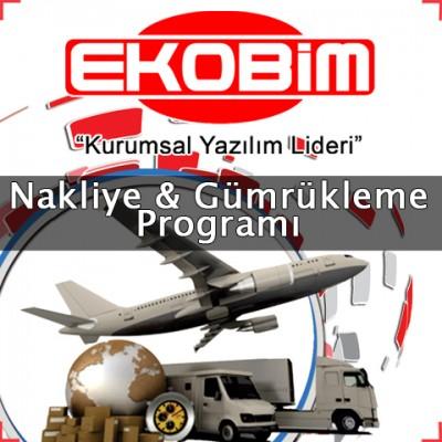 Ekobim Nakliye & Gümrükleme Programı